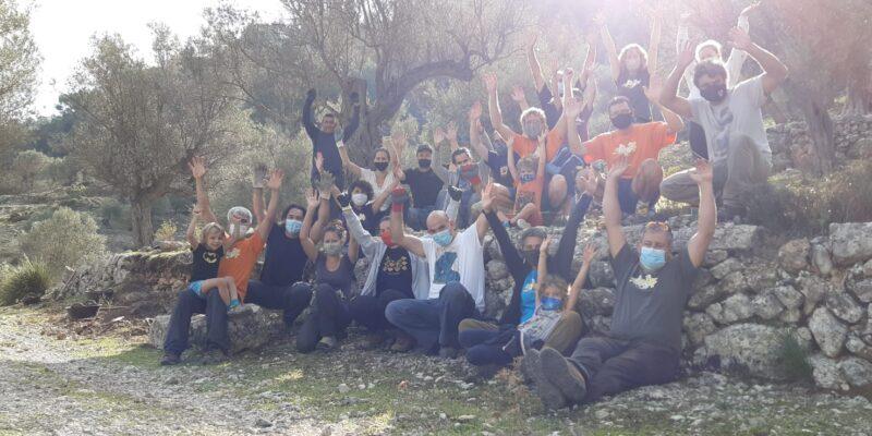 10_10_2020_ Jornada voluntariat Son Bernadàs
