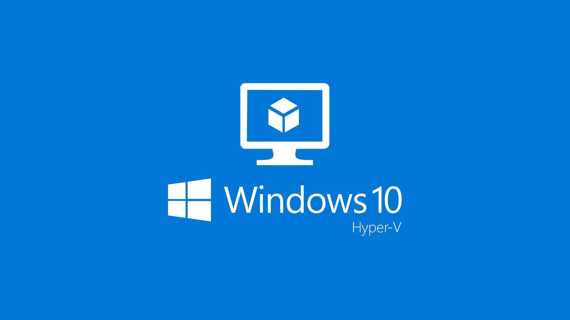 Fall Creators Update Wallpaper Novit 224 Introdotte In Client Hyper V In Windows 10 Fall