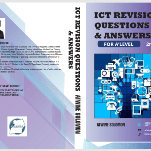 ICT REVISION QUESTIONS & ANSWERS