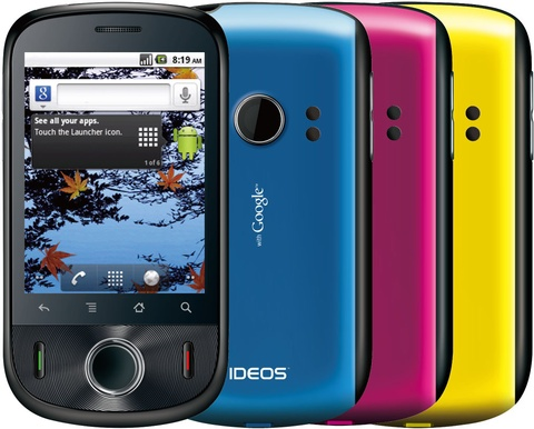 huawei ideos smartphone