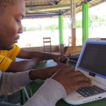 Teaching the Power of Text Messaging in Haiti