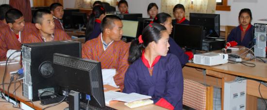 ict-bhutan