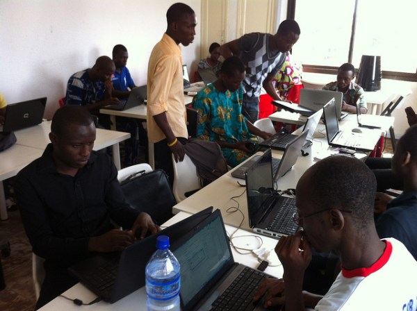 digtal jobs african youth