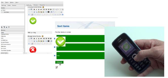 mEducation Mobile Application