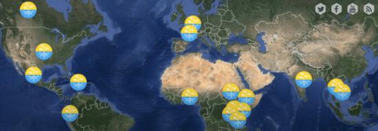 techchange-mapping