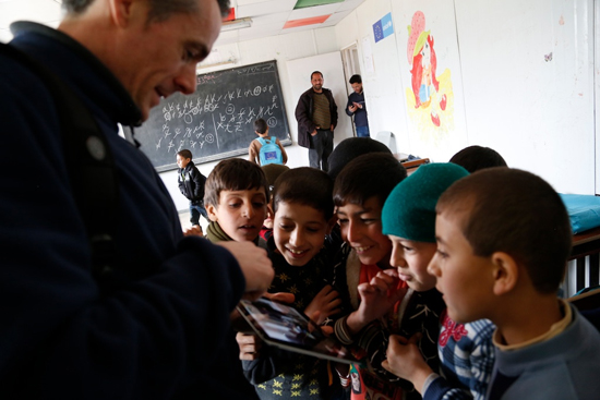 Credits to Russel Watkins_ DFID Zaatari2DFID