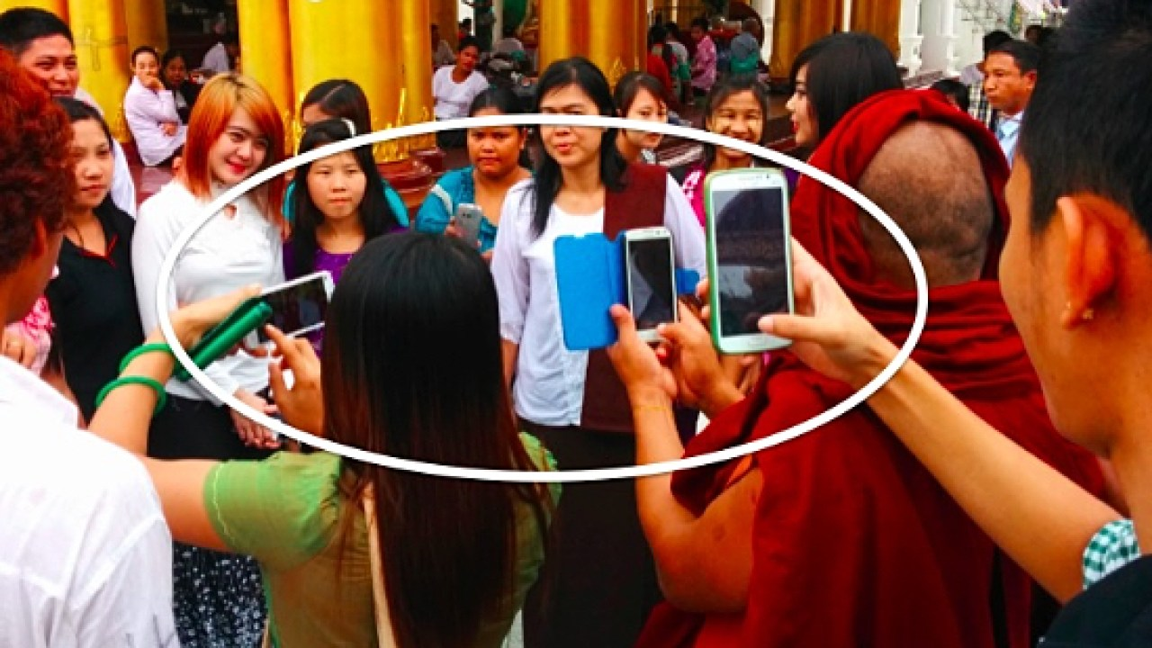 Wow! Myanmar is Going Straight to Smartphones - ICTworks