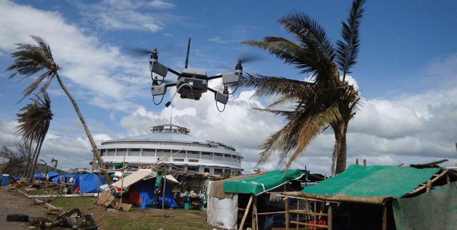 humanitarian-drones