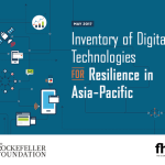 Digital Technologies for Resilience in Asia-Pacific