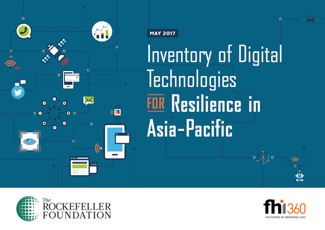 Digtial Technology For Resiliance