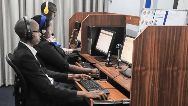 Uganda Call Centre