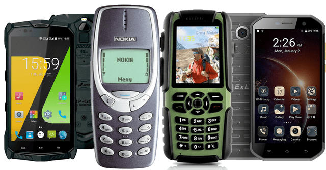 rugged mobile phones