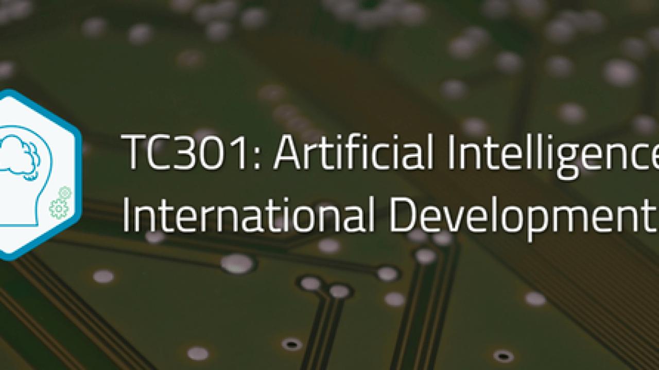 Leverage Artificial Intelligence for International