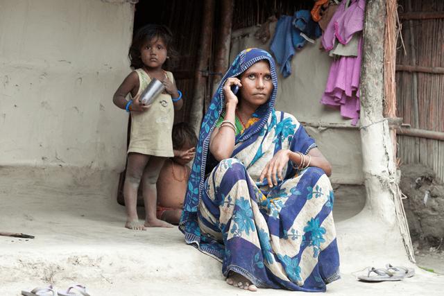 technology deisempowerment india