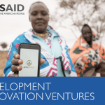 Development Innovation Ventures: Seed Funding for Scale from USAID