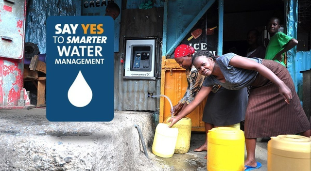 water atm in kenya