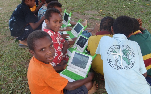 OLPC in Papua New Guinea
