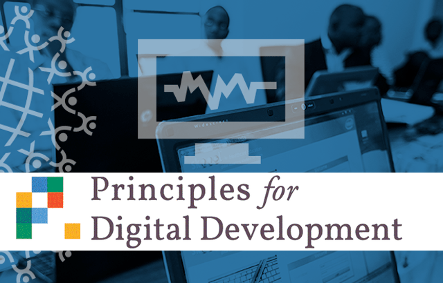 digital principles ihris
