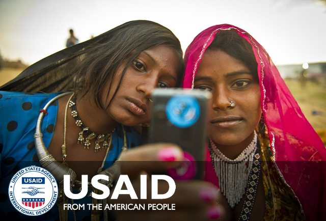 women gender gap funding usaid