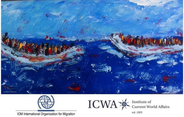 IOM & ICWA CONFERENCE flyer top