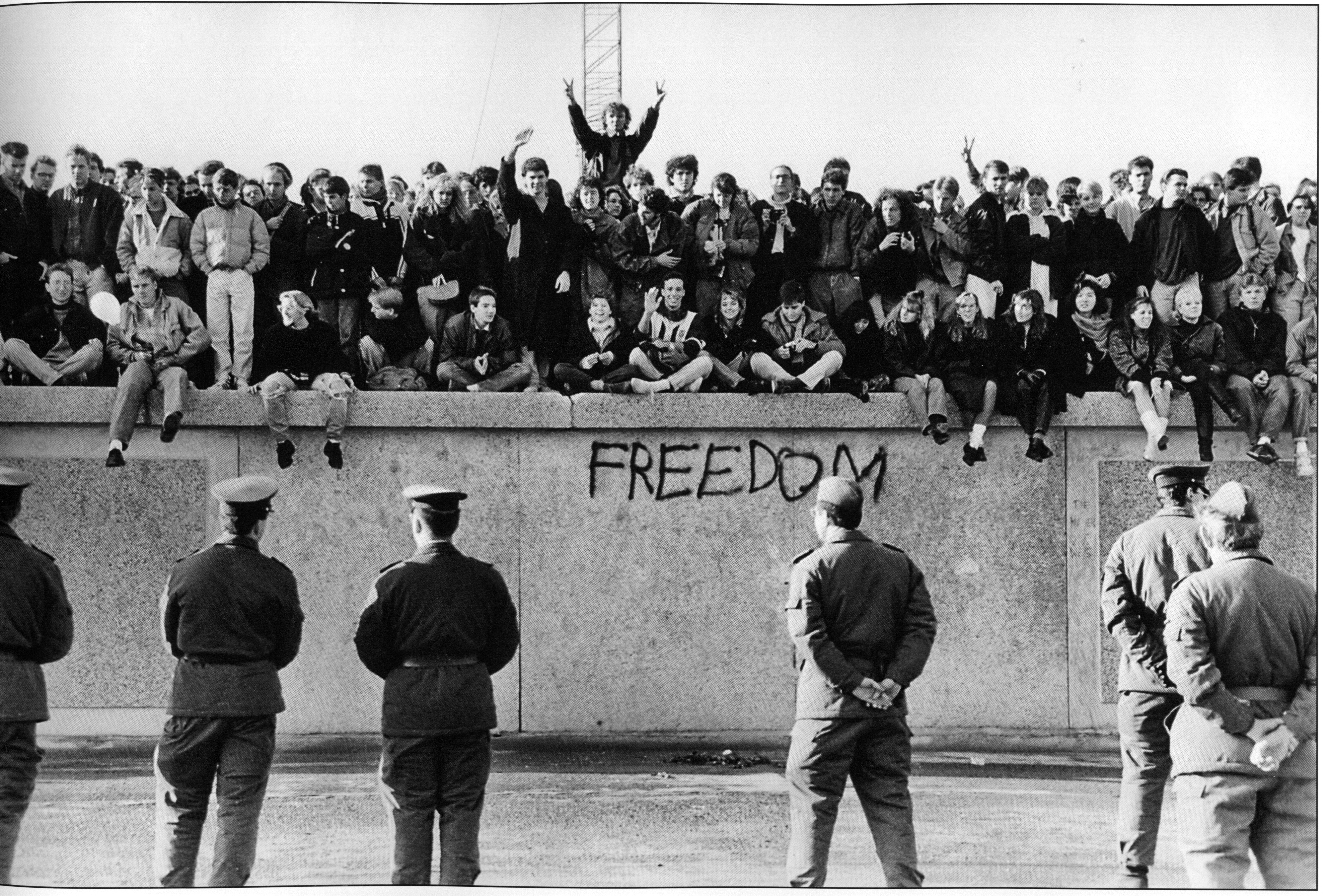 THE CABLE PODCAST: The fall of the Berlin Wall 30 years on