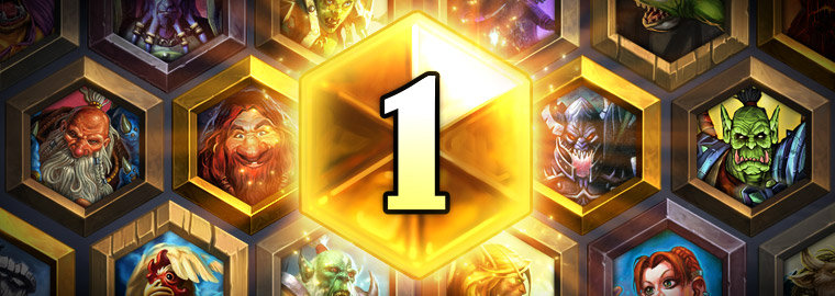Hearthstone Fibonaccis Rank One Legend Deck News Icy Veins Forums