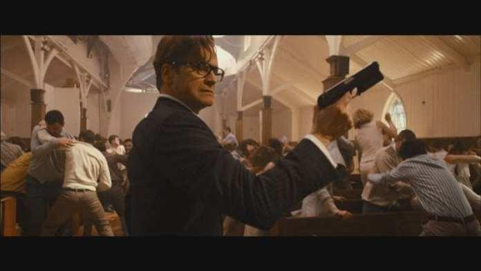 Kingsman – The Self Aware James Bond. 4