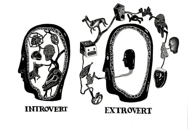 What Does Being an Introvert and Extrovert Mean?