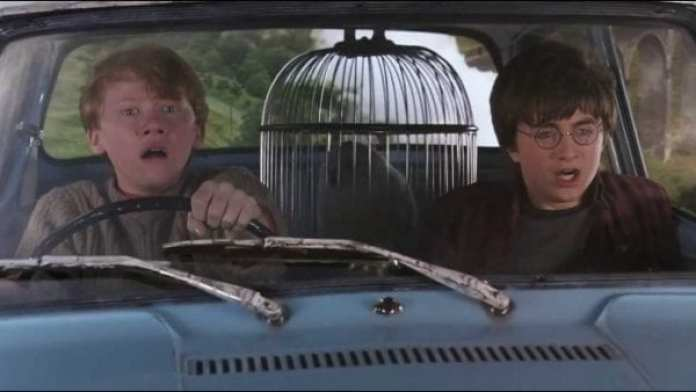 Image result for chamber of secrets car