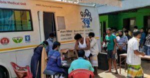 Bandhu: Clinic On-Wheels for Migrant Laborers amid Corona Outbreak 1
