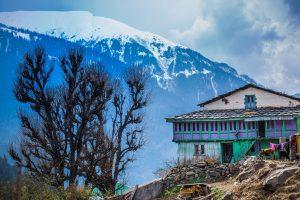 nakthan village