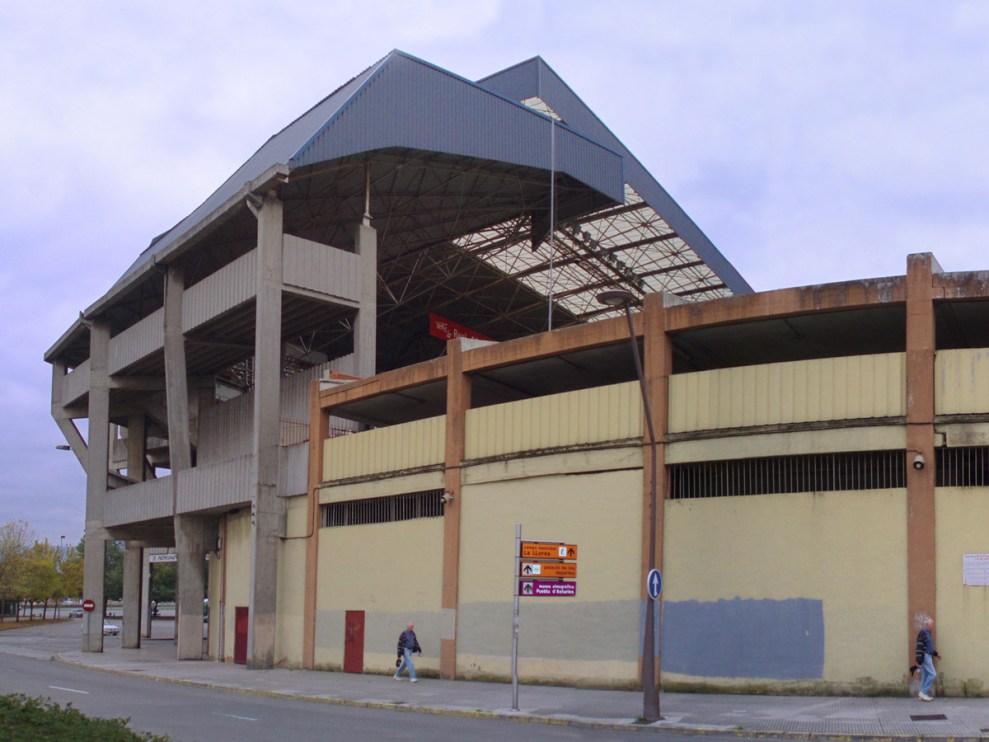 I&D arquitectos - Estadio PILC - 01