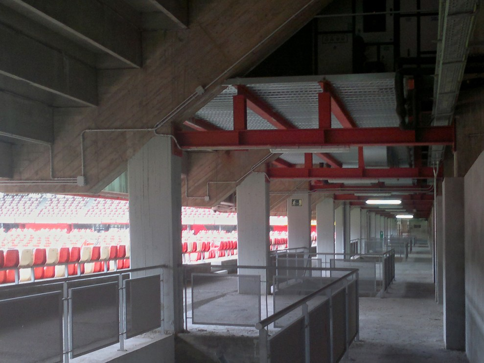 I&D arquitectos - Estadio PILC - 12