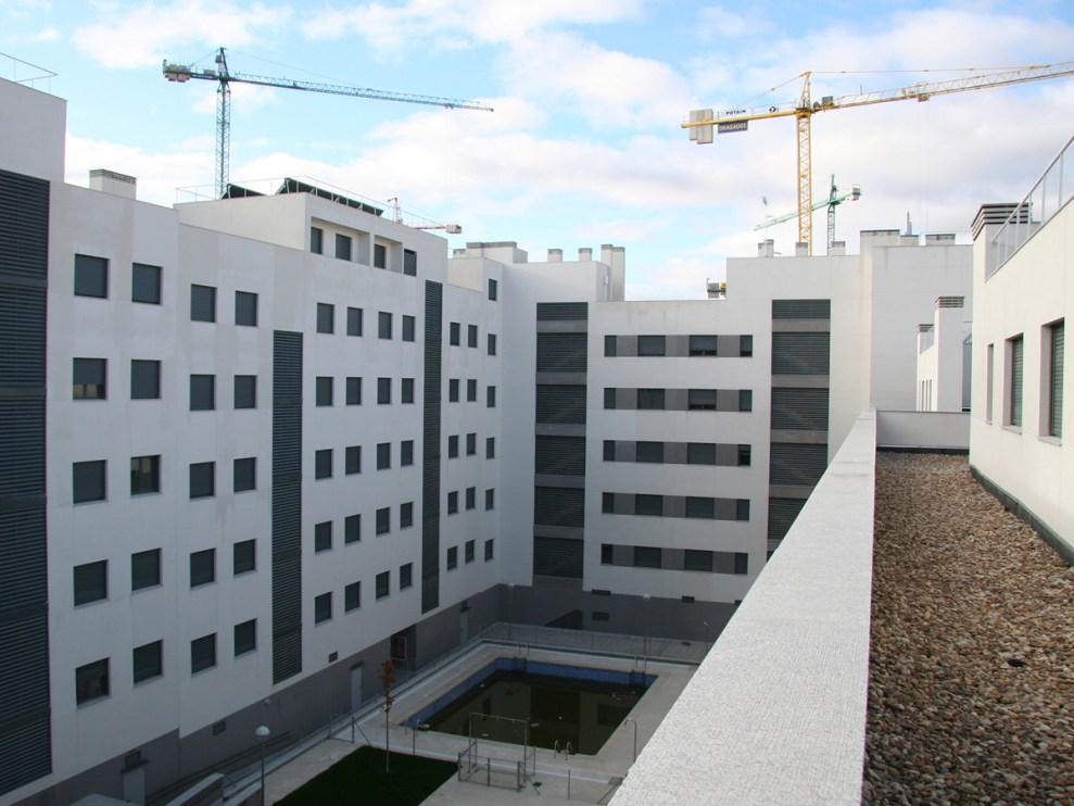 I&D arquitectos - Vivienda colectiva CH 02