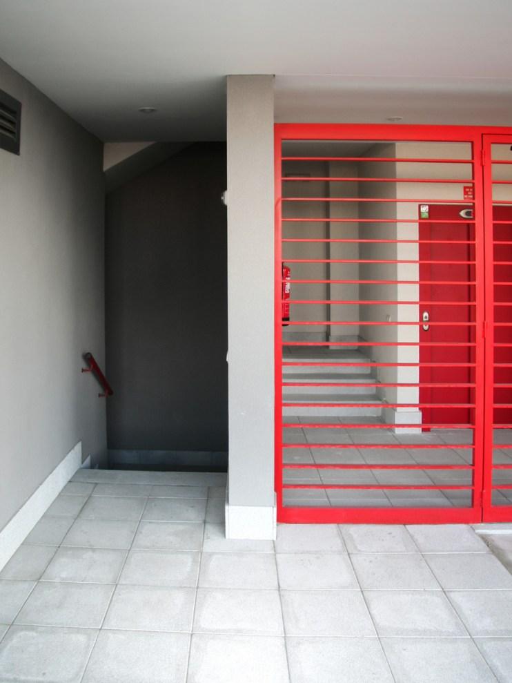 I&D arquitectos - Vivienda colectiva CH 06