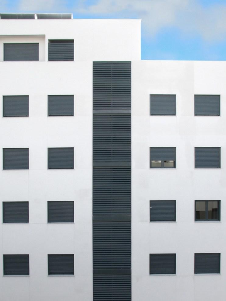 I&D arquitectos - Vivienda colectiva CH 07