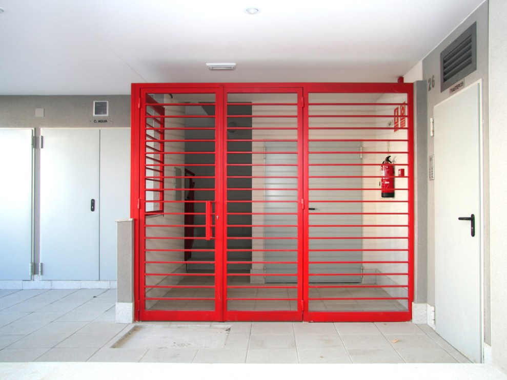 I&D arquitectos - Vivienda colectiva CH 09