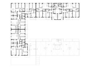 I&D arquitectos - Vivienda colectiva CH 12