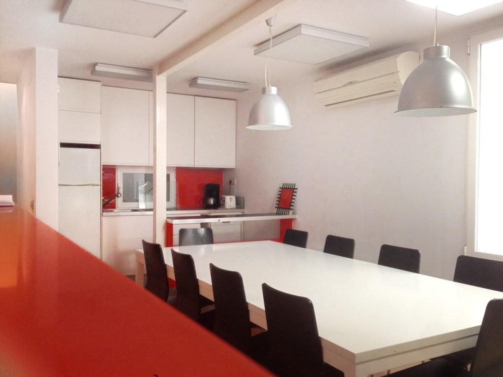I&D arquitectos - Oficina SCDM - 02