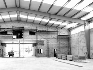 I&D arquitectos - Nave industrial CDP 18