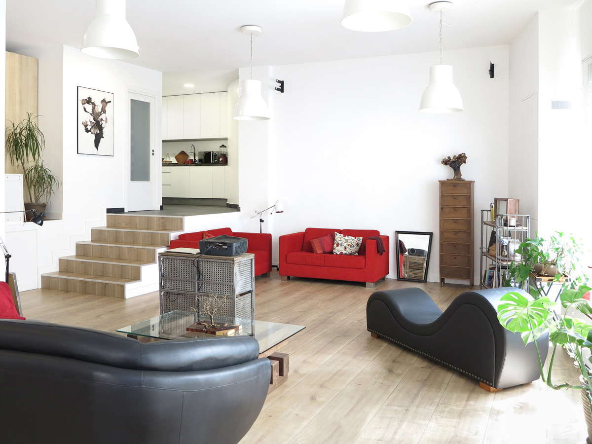 I&D arquitectos - Vivienda CER