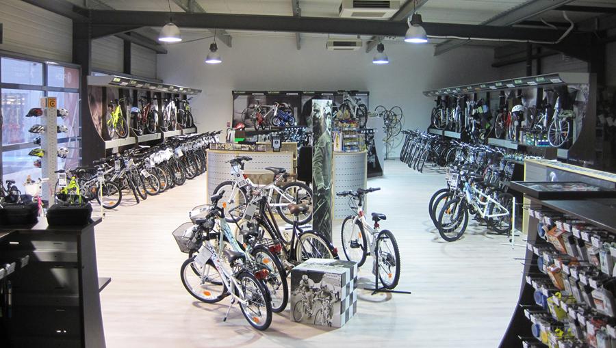 Agencement magasins de cycles et motos  idboutiquescom