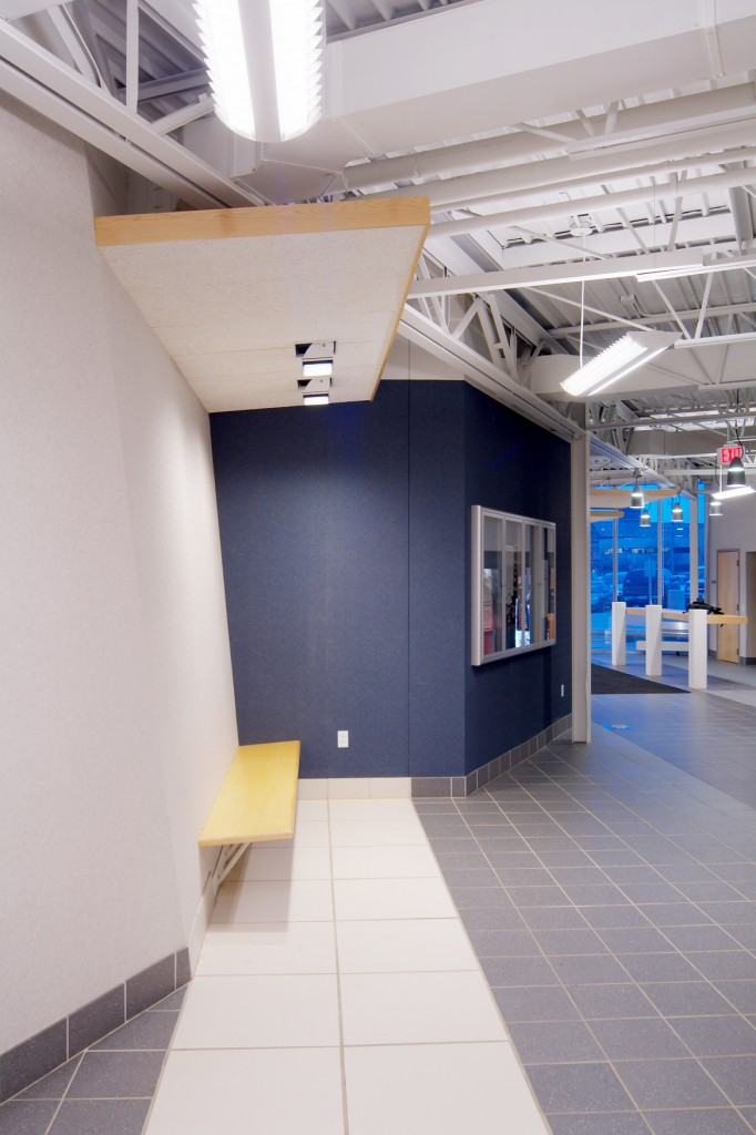Des Moines Area Community College Urban Campus IDology