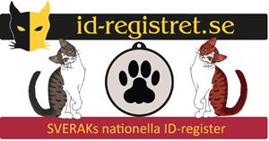 Kattförbundet SVERAKs nationella ID-register