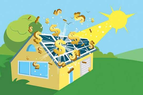les aides et primes de l'état pour baisser le coût d'une installation de panneaux solaires