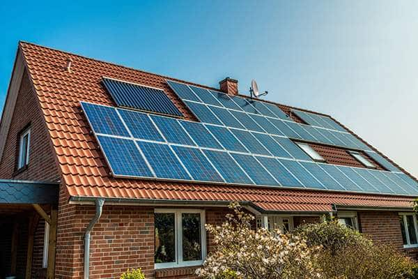 Énergie solaire pour maisons de particulier