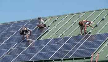 Est-ce rentable d'installer des panneaux photovoltaïques