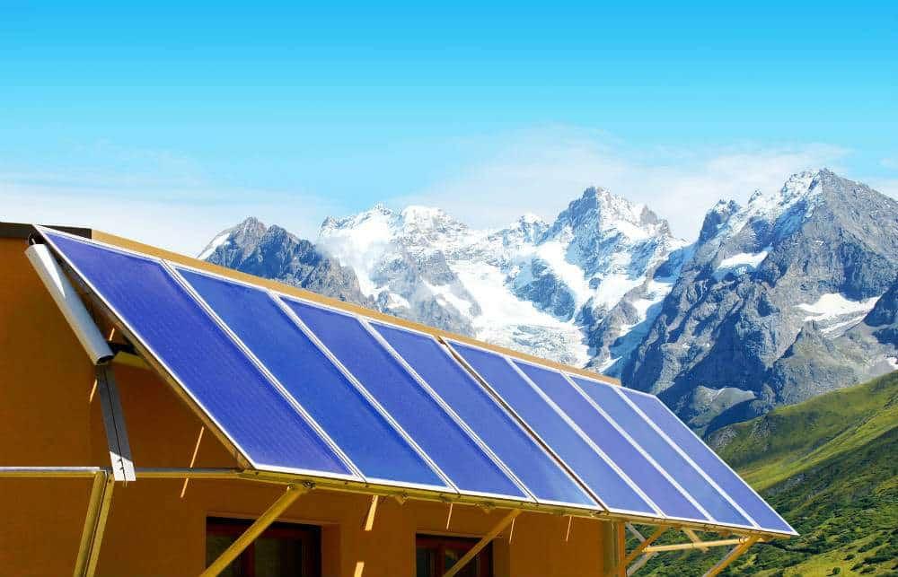 Fiscalité des installations de panneaux photovoltaïques