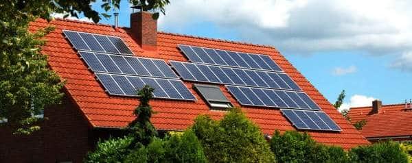 Combien de panneaux solaire sur le toit