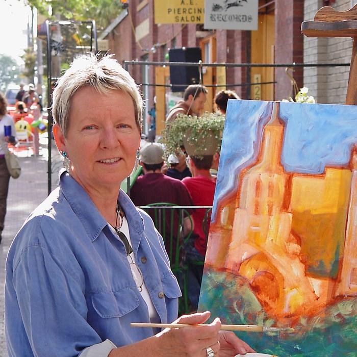 CarrolAnn Smedley - Portrait